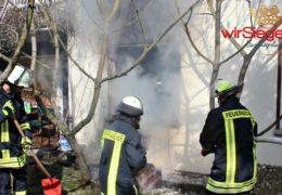80.000 Euro Sachschaden bei Brand in Wohnhaus