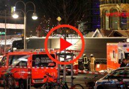 Terroranschlag auf Berliner Weihnachtsmarkt