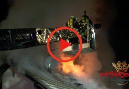26-Jähriger bei Wohnhausbrand ums Leben gekommen