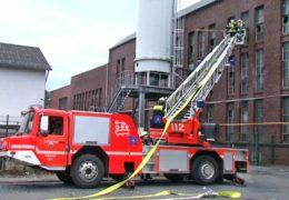 Hochofen in Industriebetrieb explodiert! Zwei Schwerverletzte