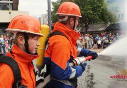 Tag der Feuerwehr in Kreuztal war ein voller Erfolg