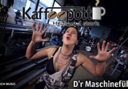 """Siegener Blues-Rock-Band Kaffeepott veröffentlicht """"D´r Maschineführer"""""""