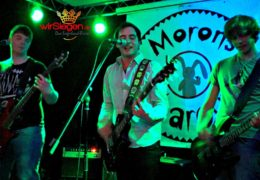 """Morons All Around"" rocken im ""New Orleans"""