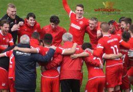 Sportfreunde Siegen auf Regionalliga-Kurs