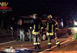 Fußgänger von Taxi erfasst und tödlich verletzt